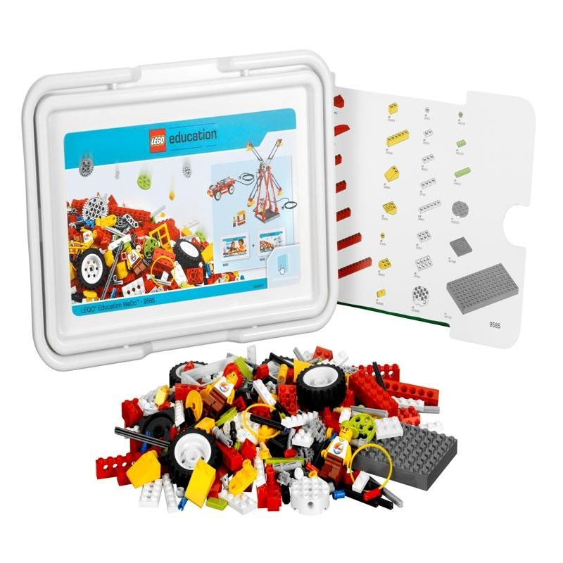 Ресурсный набор LEGO Education WeDo 9585